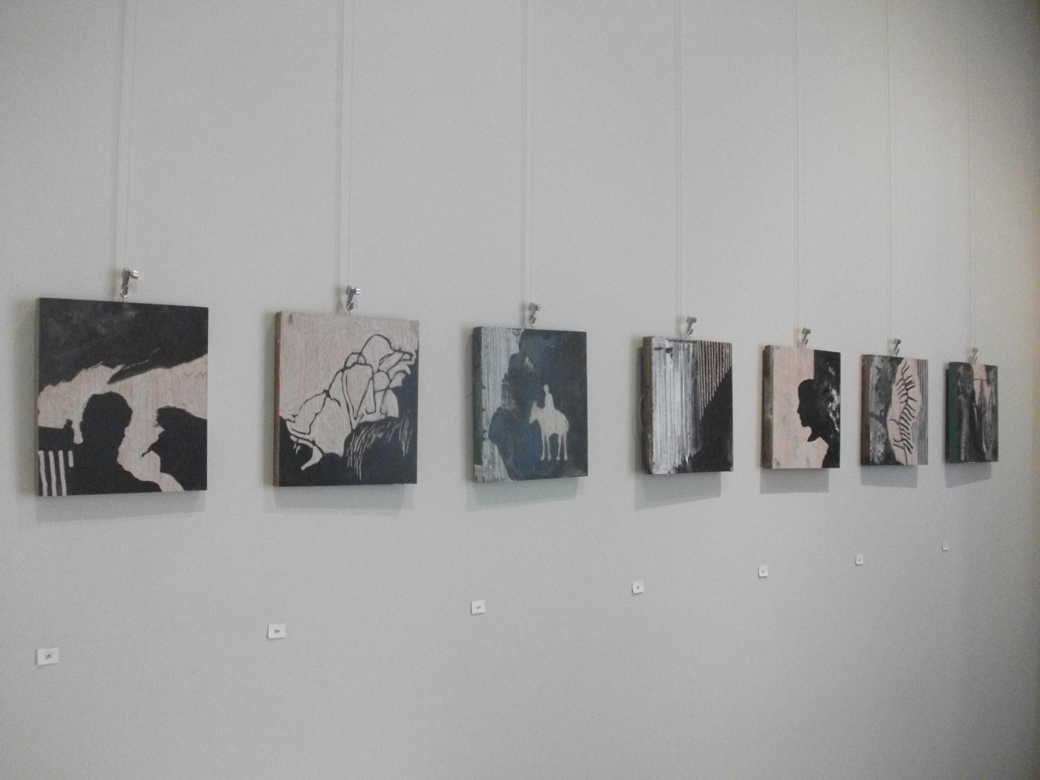 Julian Laffan, woodcuts
