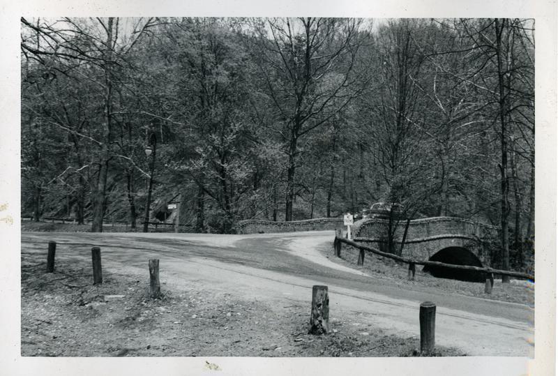 Rock Creek Park Broad Branch, ca. 1949