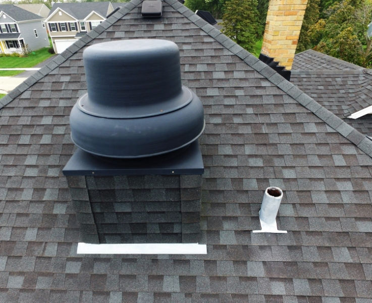 Aerial Data Collection Roof