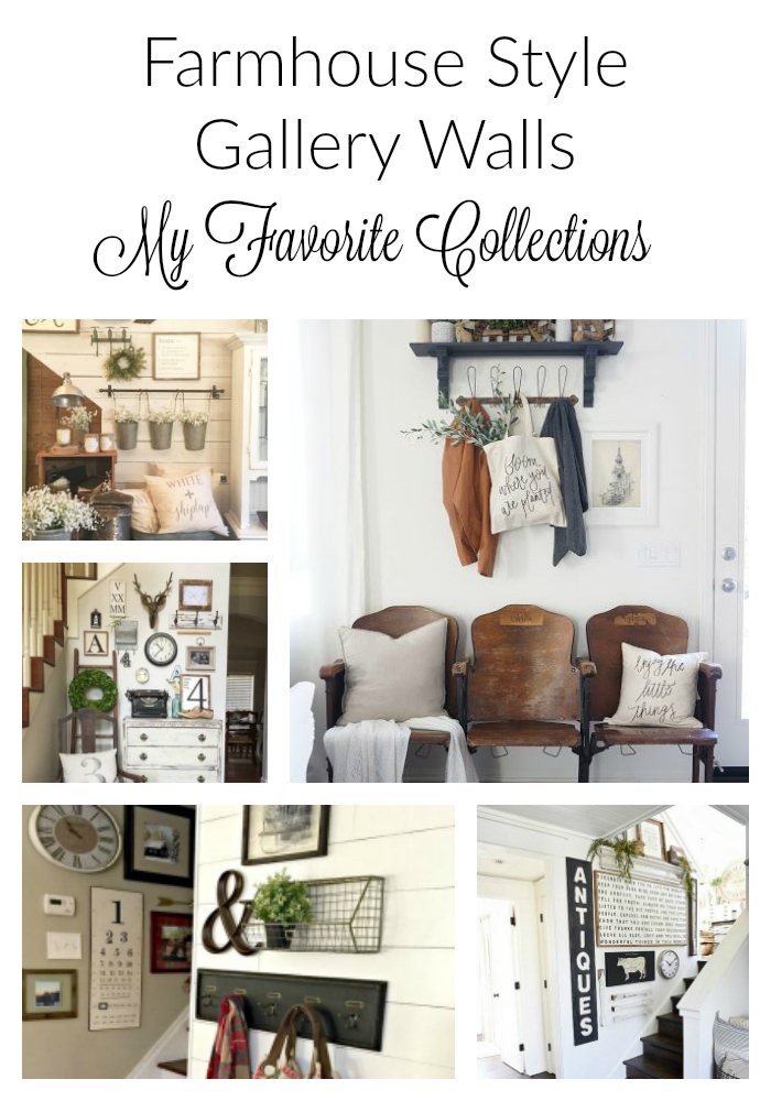 FarmhouseStyleGalleryWall