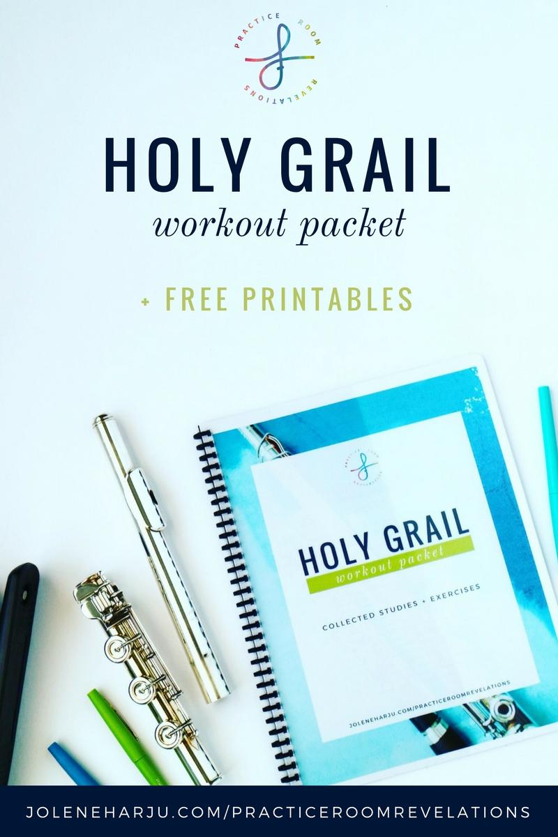 HolyGrailPacket
