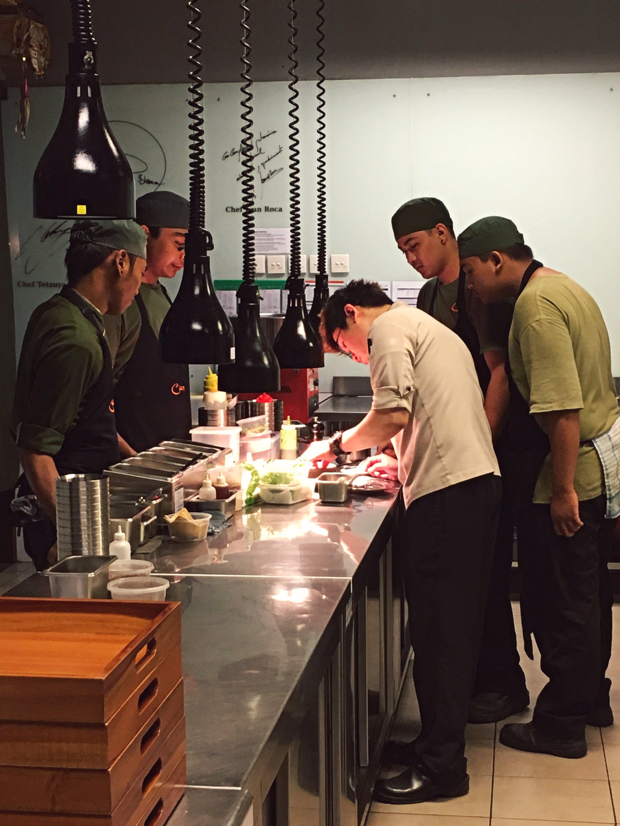 Chef Tasting Menu - Feeling adventurous?Try the
