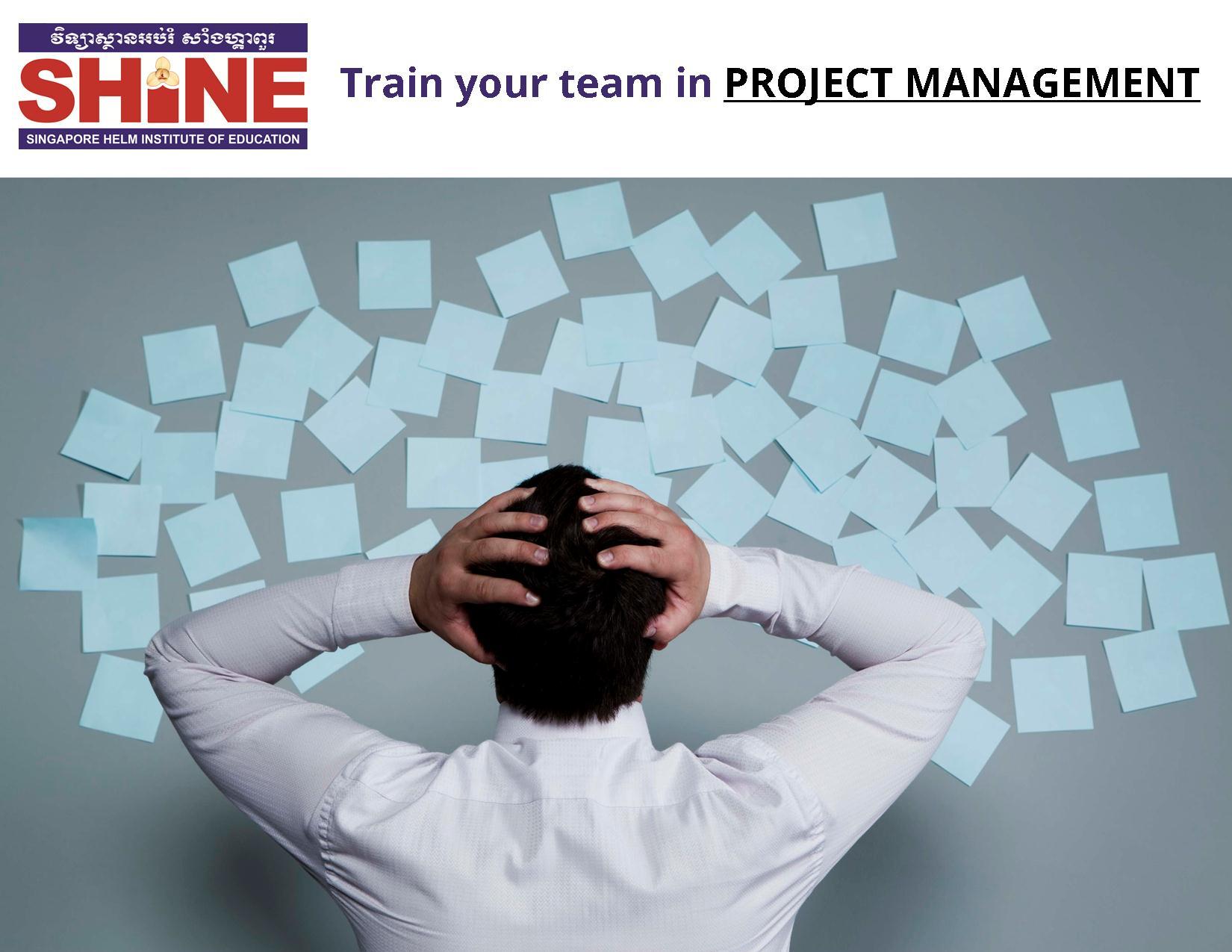 Project Management April 23, 2016