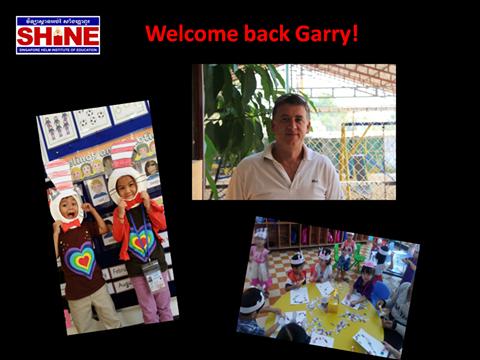 Teacher Gary