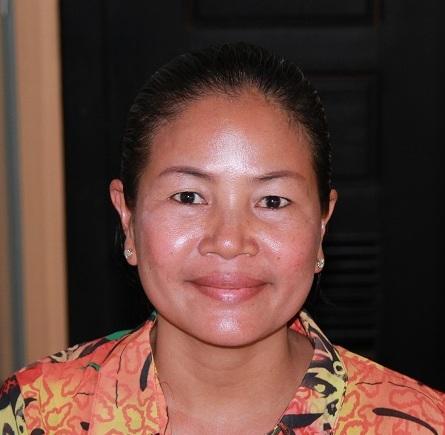 Sin Sokha – Director of Finance/Accounting