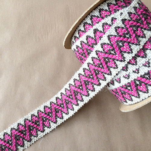 Chevron Wool Jazzy