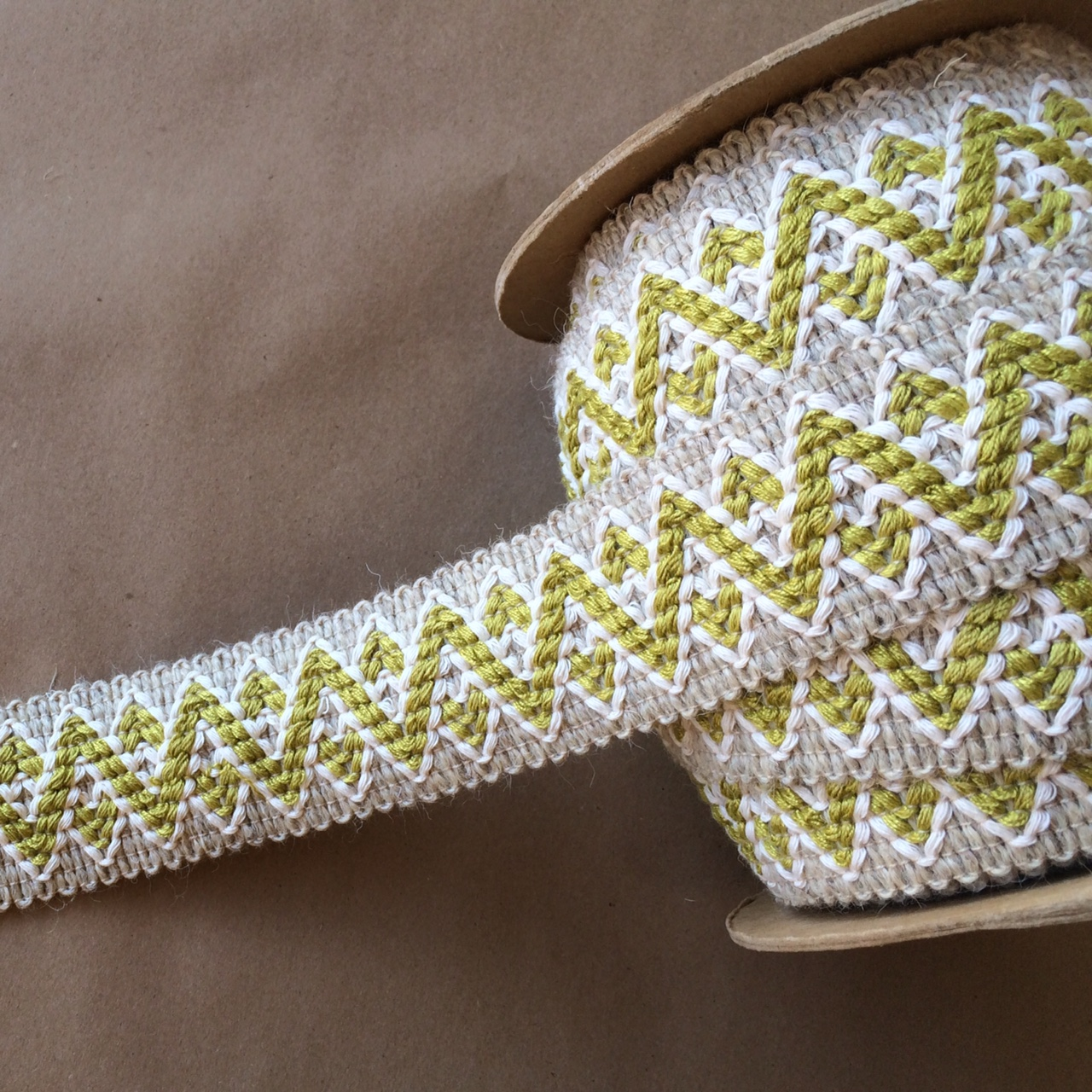 Chevron Wool Lizard