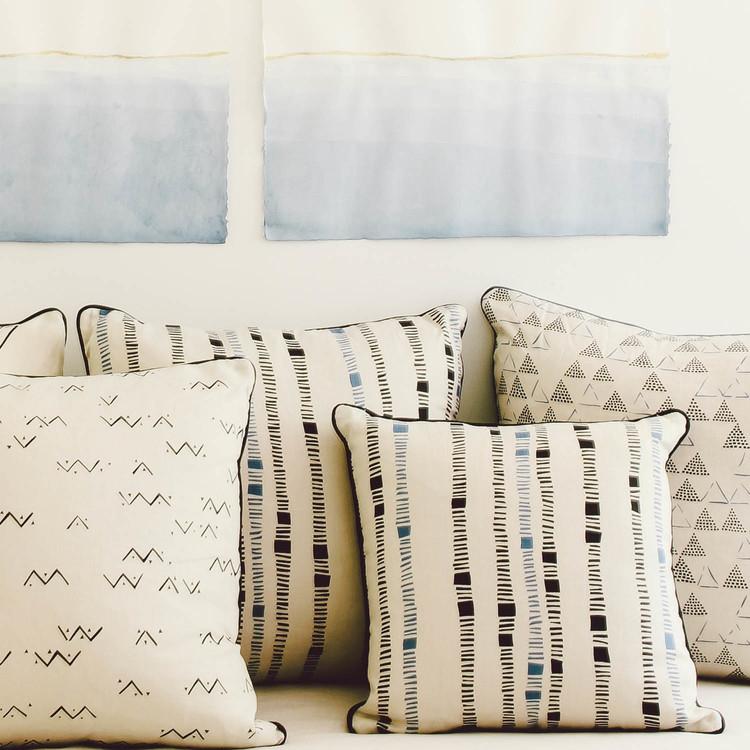 Cushions in Loxo, Kivu & Betu