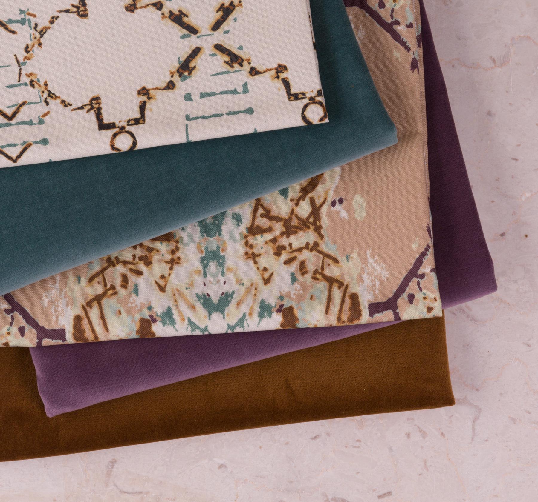 Elworthy Studio Fabric Stack