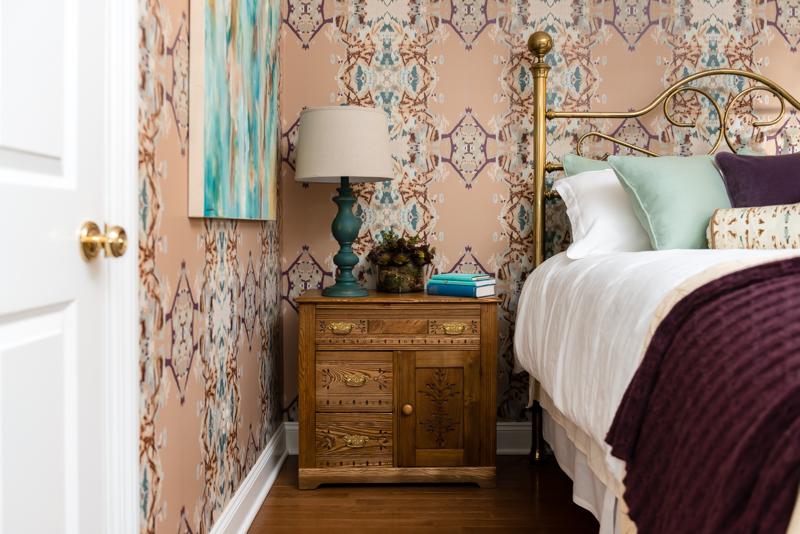 Desert Alchemy Guest Bedroom Install