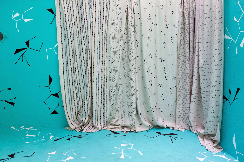 Fabric Drops of Kivu, Akan, Ituri, Betu & Loxo
