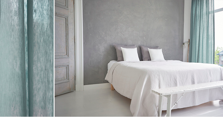 Kobe Levanto 320cm wide drapery and soft furnishing weight