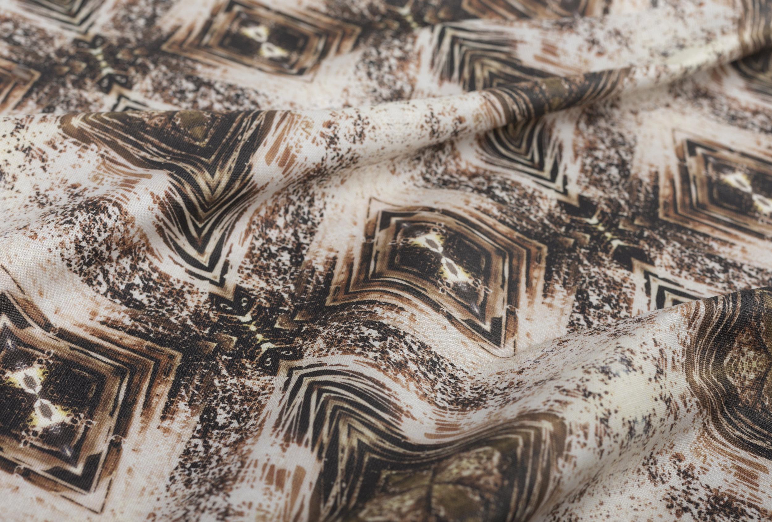 Aurora Bronze Fabric