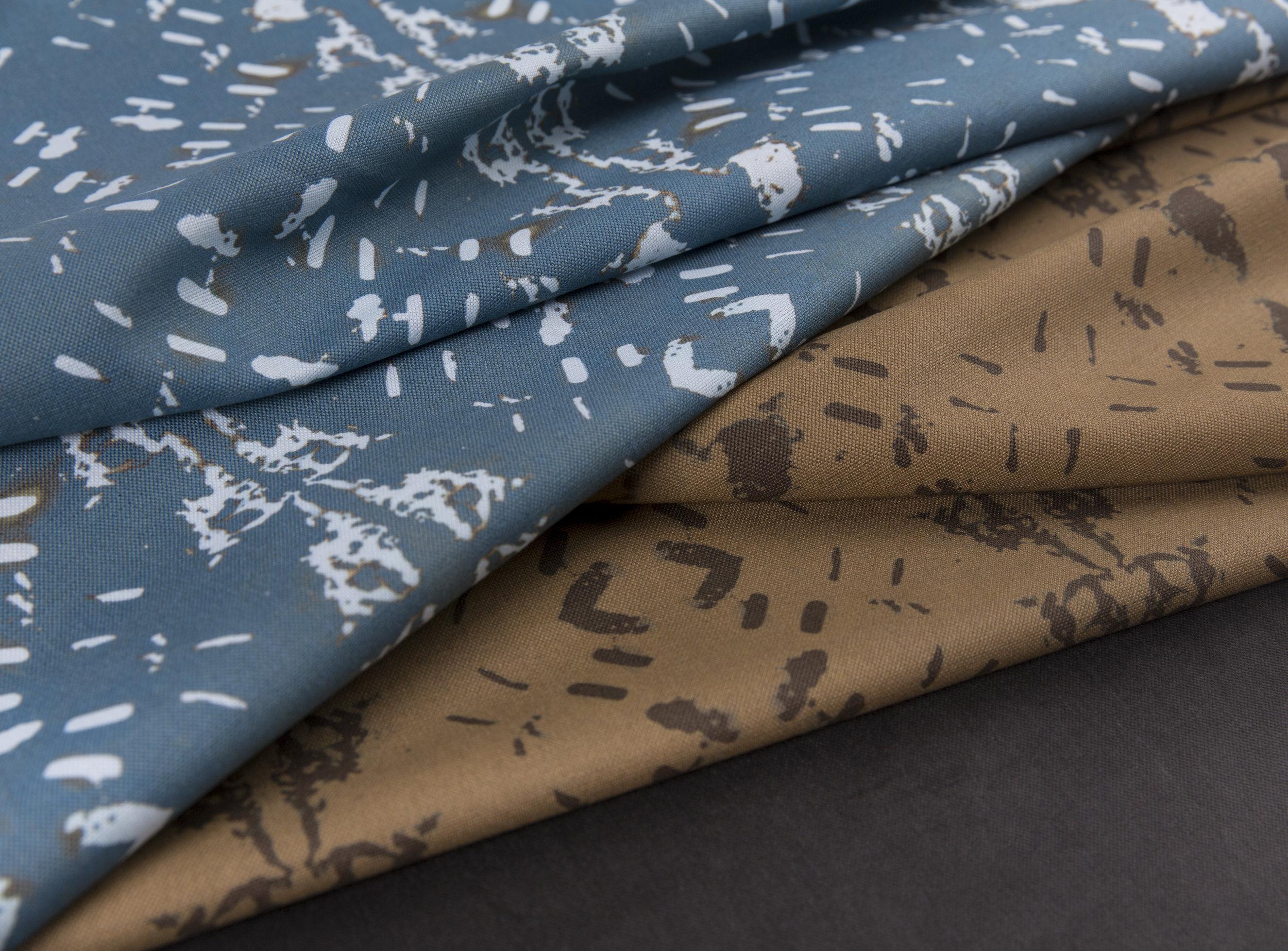 Native Embers Fabric