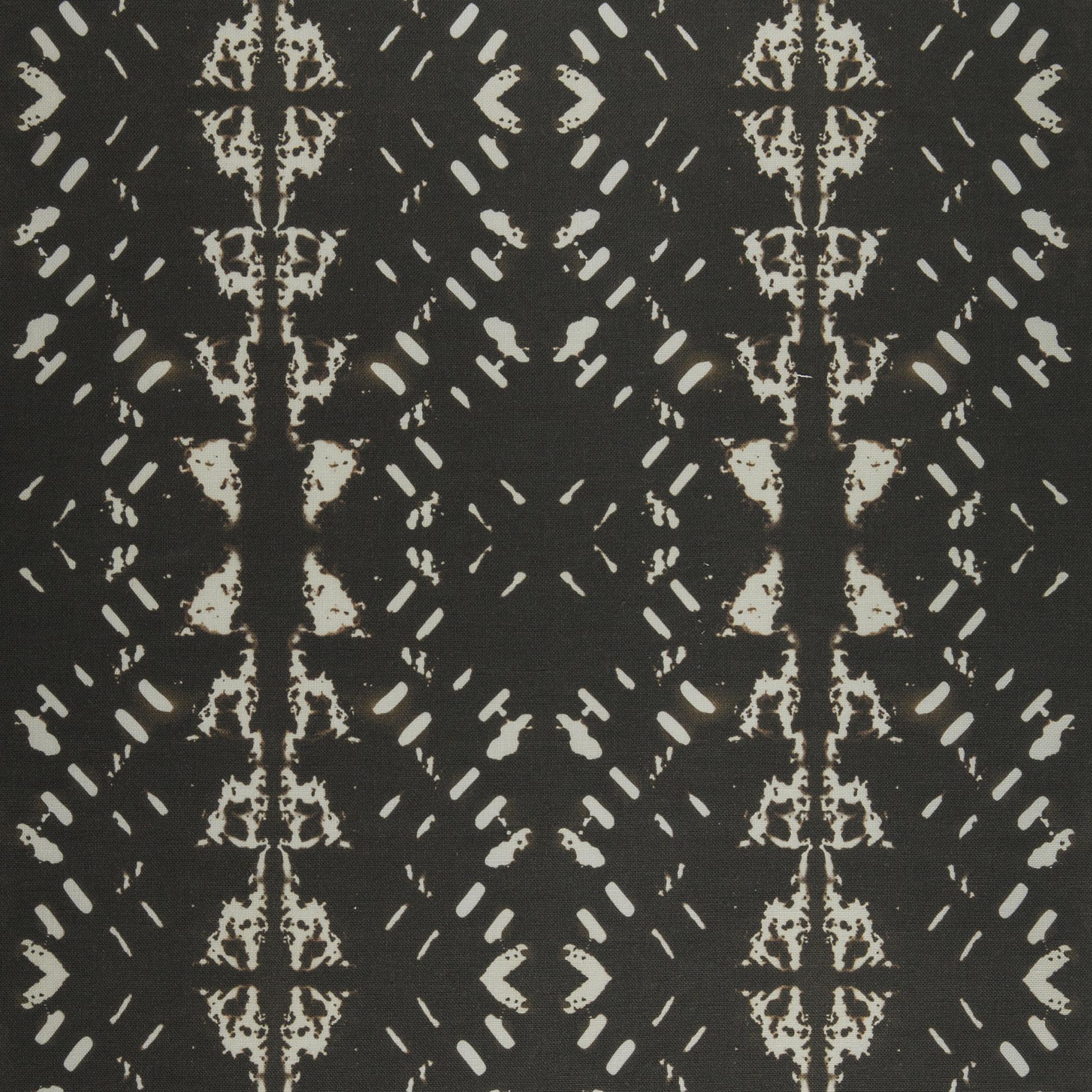 Native Embers Black Fabric Repeat