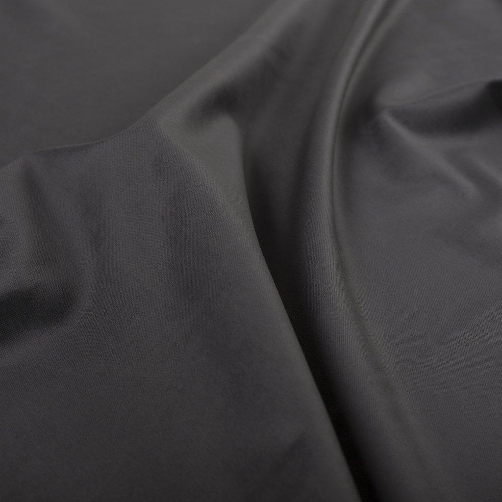 Steel Organic Cotton Velvet