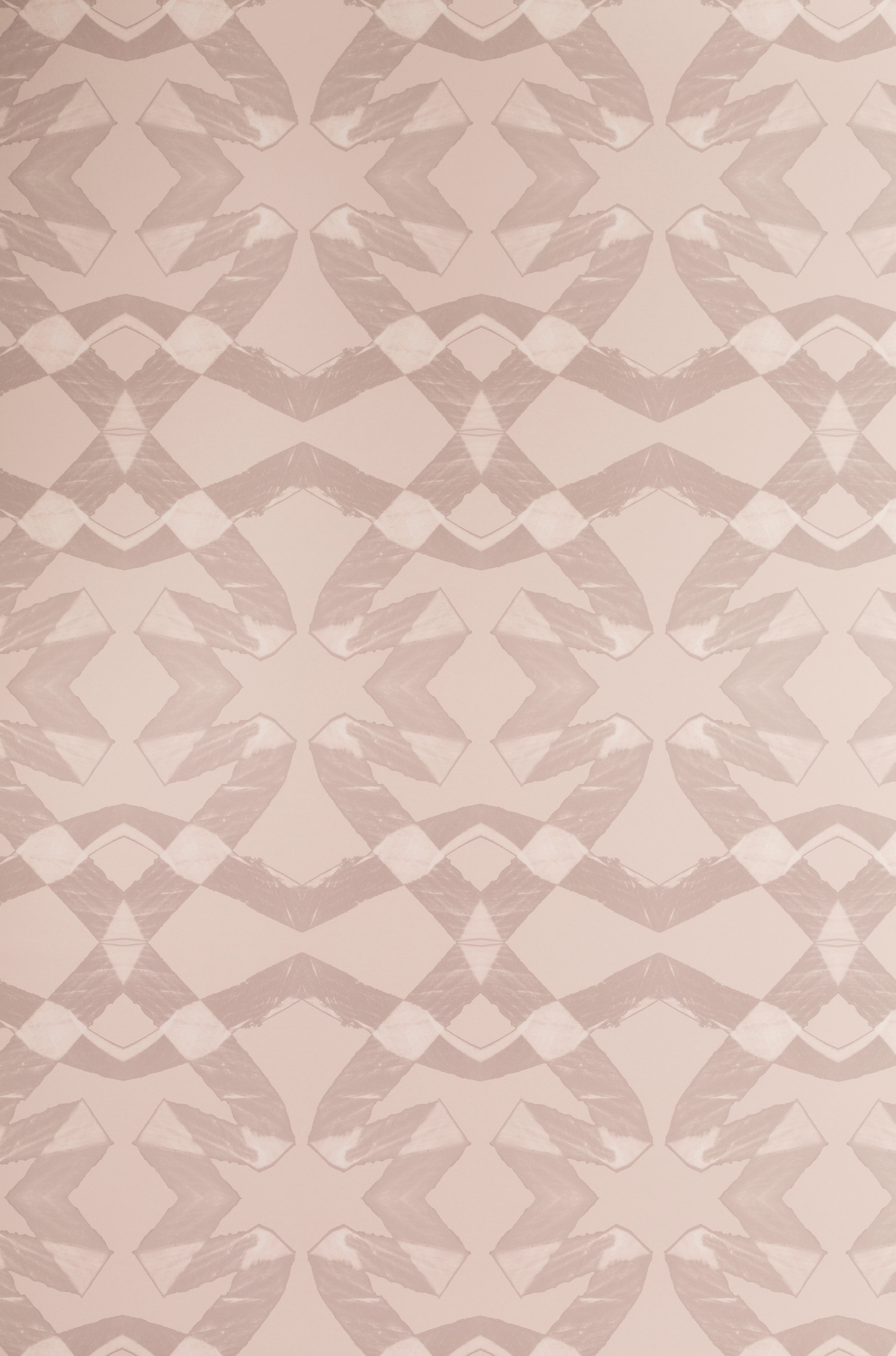 Lucina Bleached Rose Wallpaper