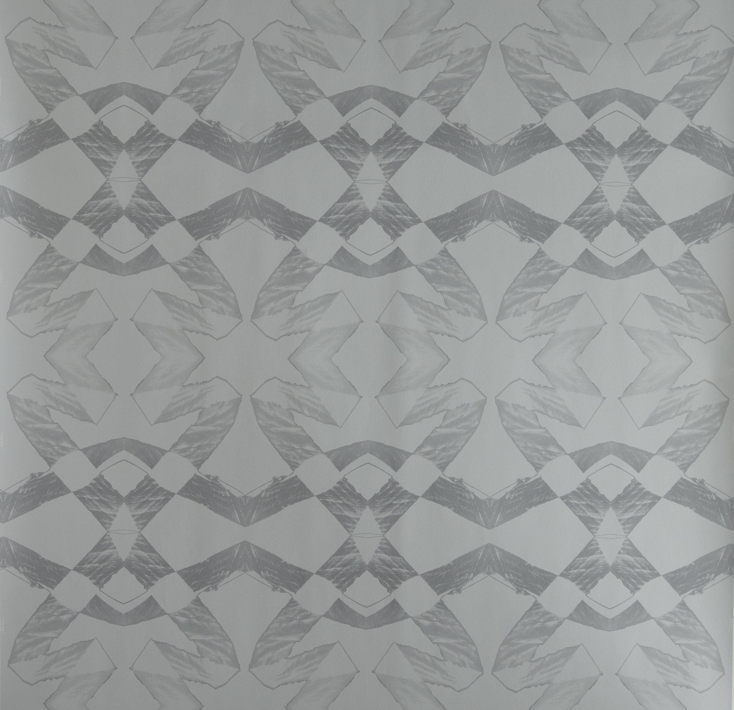 Lucina Wallpaper Silver