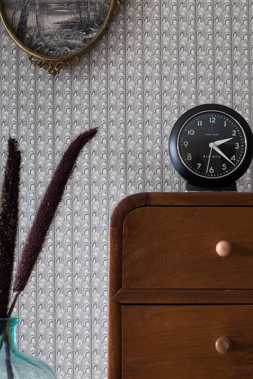 Deco Grasscloth Wallpaper