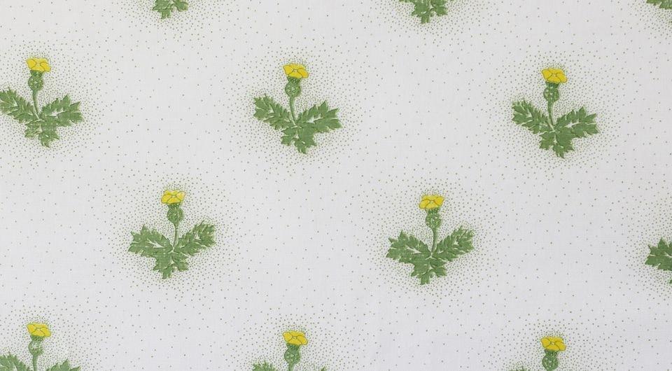 Highlands Marigold Moss Leaf