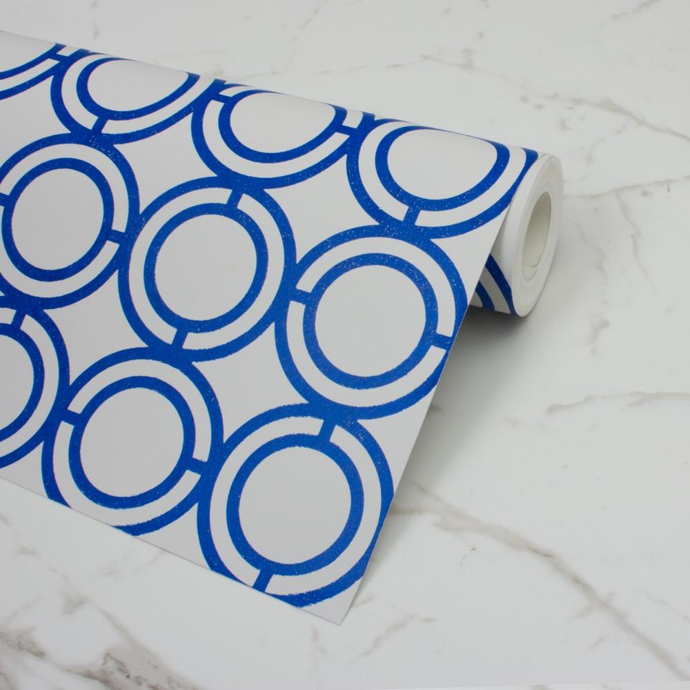 Palladian Loop - Navy Blue
