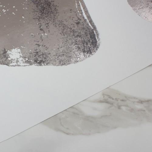 Columbia Road - Pewter detail