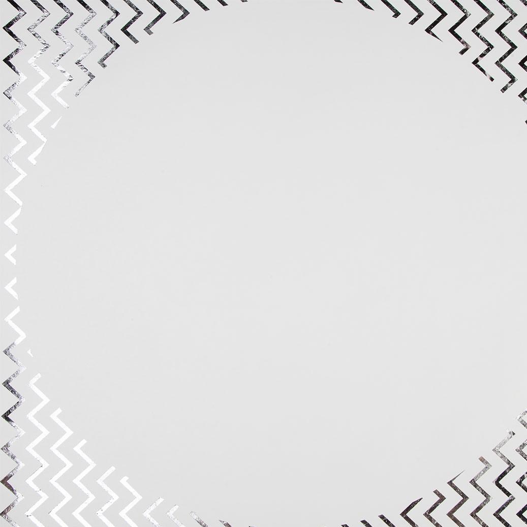 Curve Geometric - Pewter detail