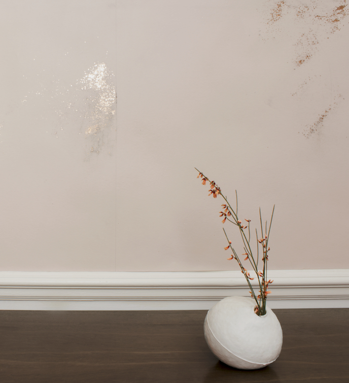 Igneous - Calamine feature wall