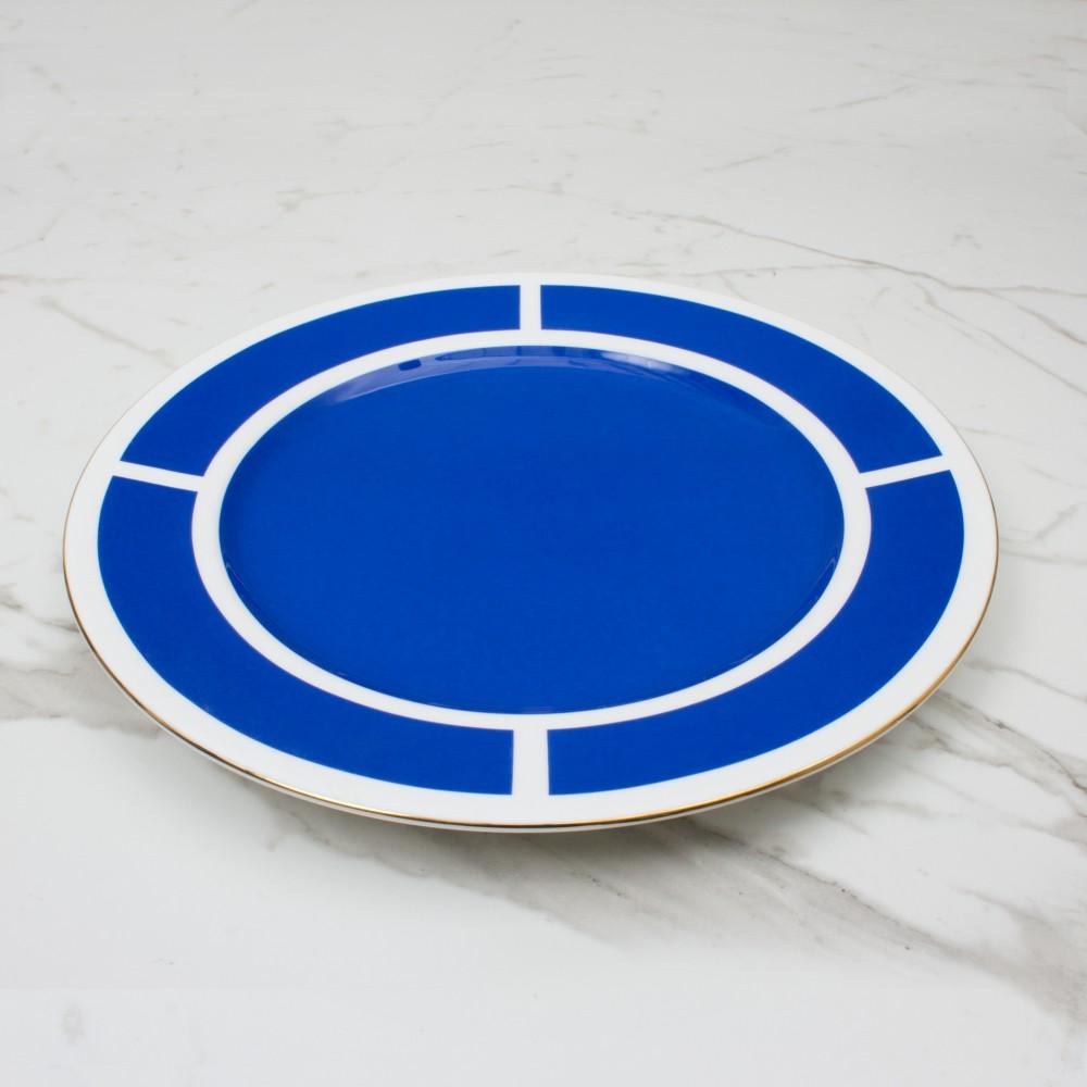 Palladian Dinner Plate No.1