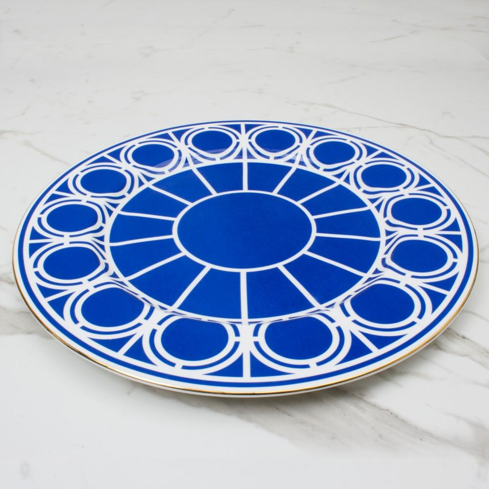 Palladian Serving Plate