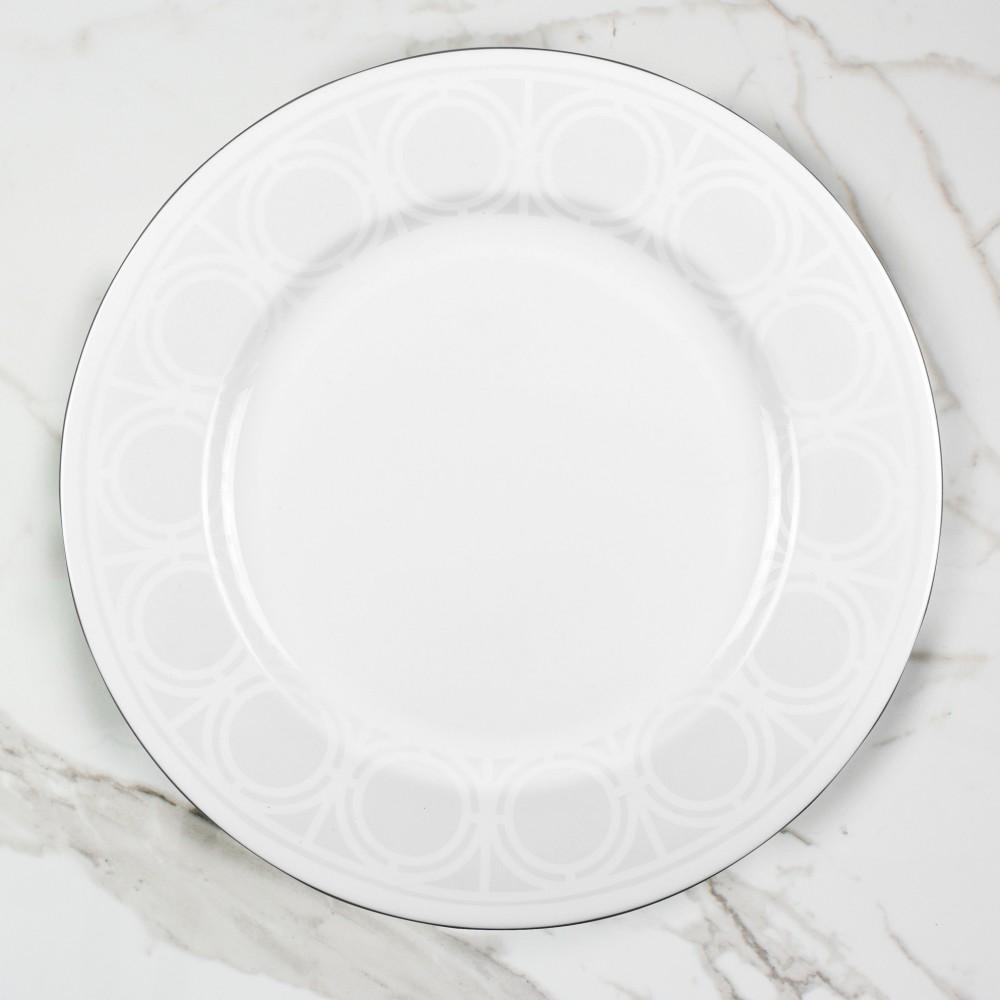 Palladian Serving Platter - Brooklyn White