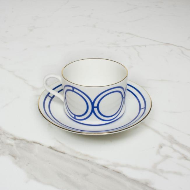 Palladian Tea Cup+Saucer No.1