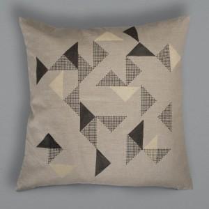 Goldsmiths Cushion - Black