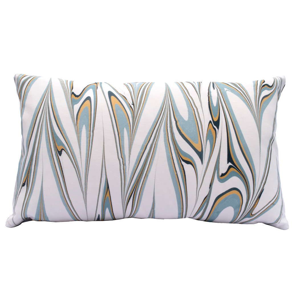 Marbled Pillow Ice Lumbar
