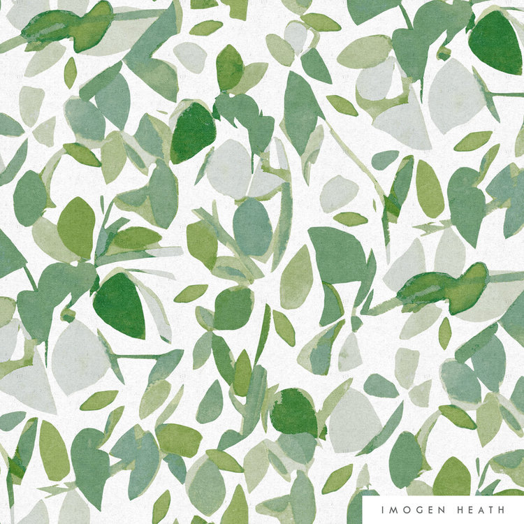 Evergreen - Green and Grey