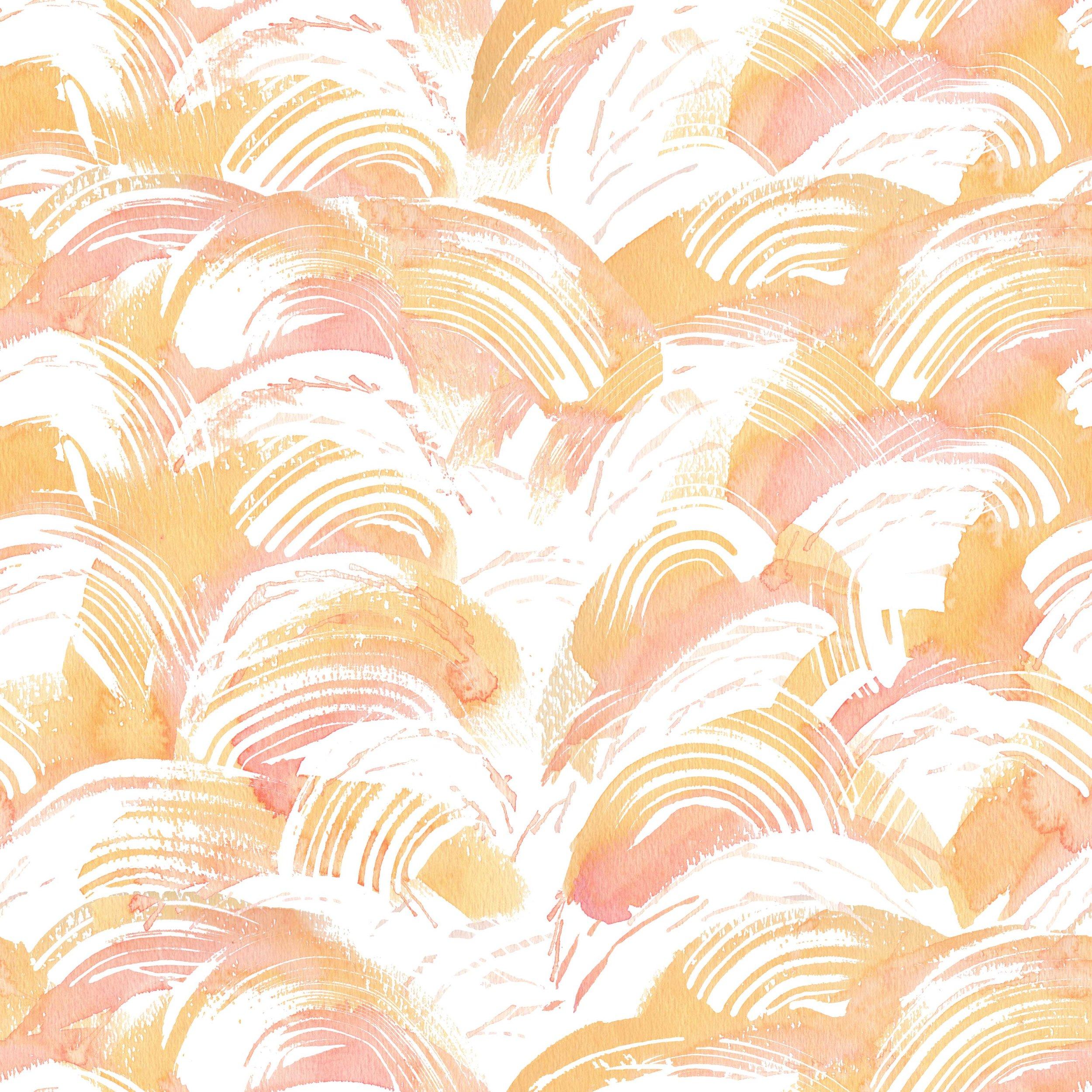 Whoosh in Tangerine