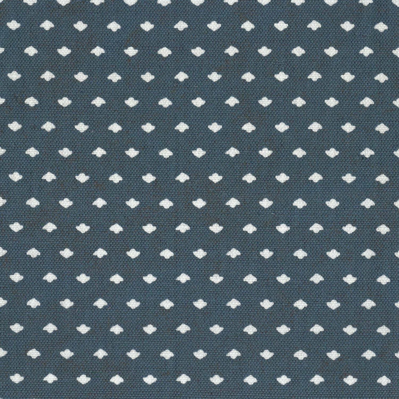 Calico Dot in Navy
