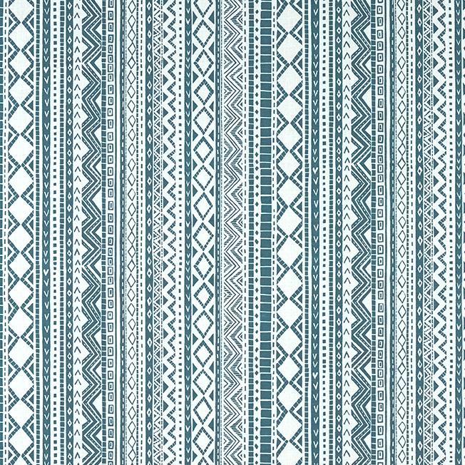 Kuba Cloth Blue