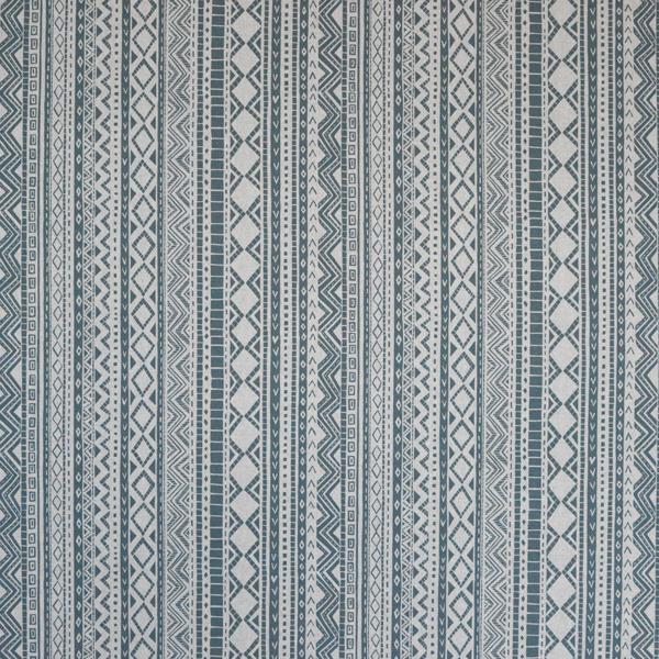 Kuba Cloth Natural Blue