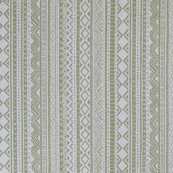 Kuba Cloth Natural Green