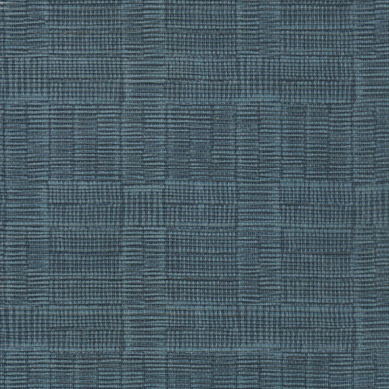 Hash Grasscloth Navy