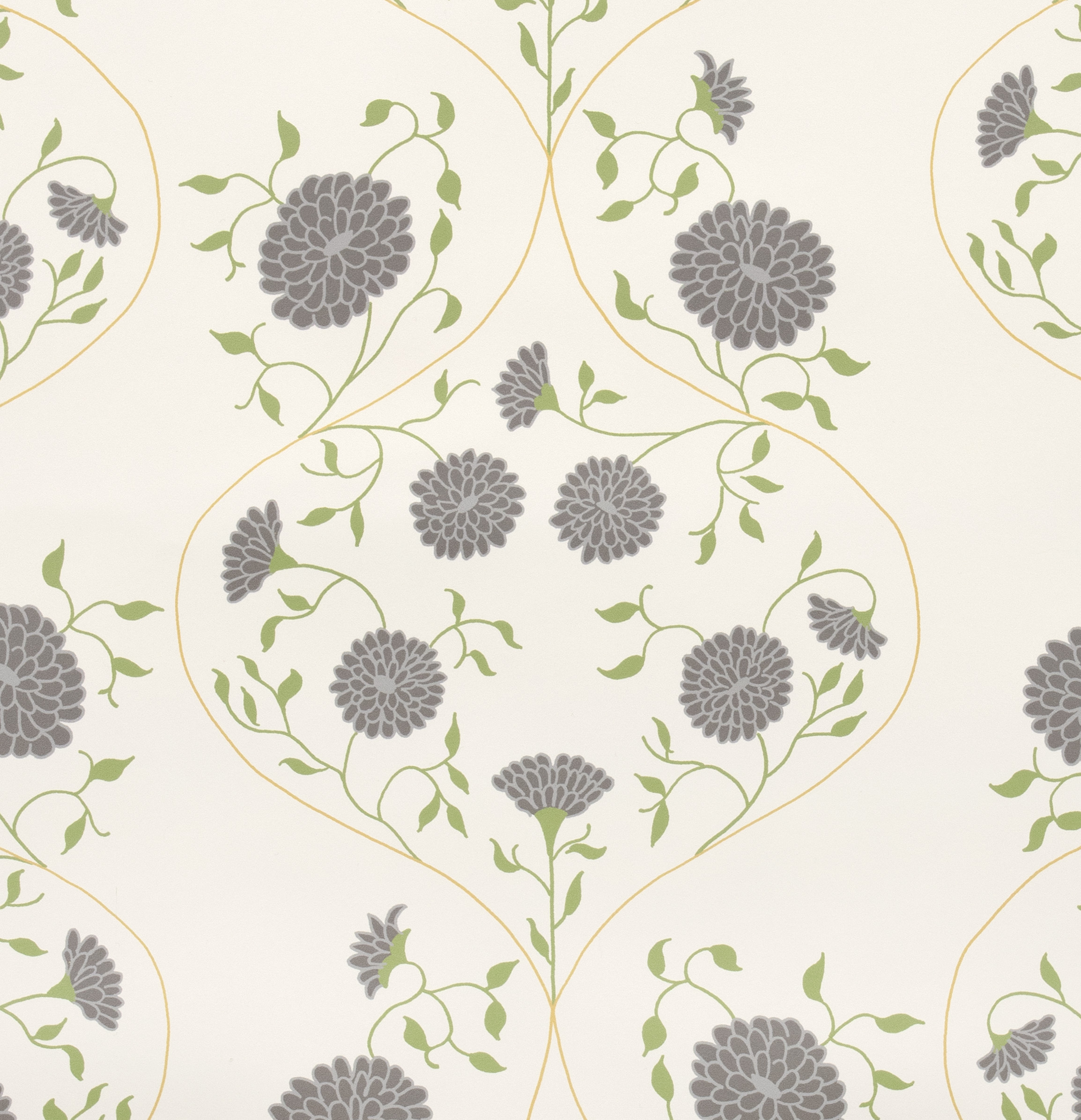 Jaipur Solid Wallpaper detail - Stone/Charcoal