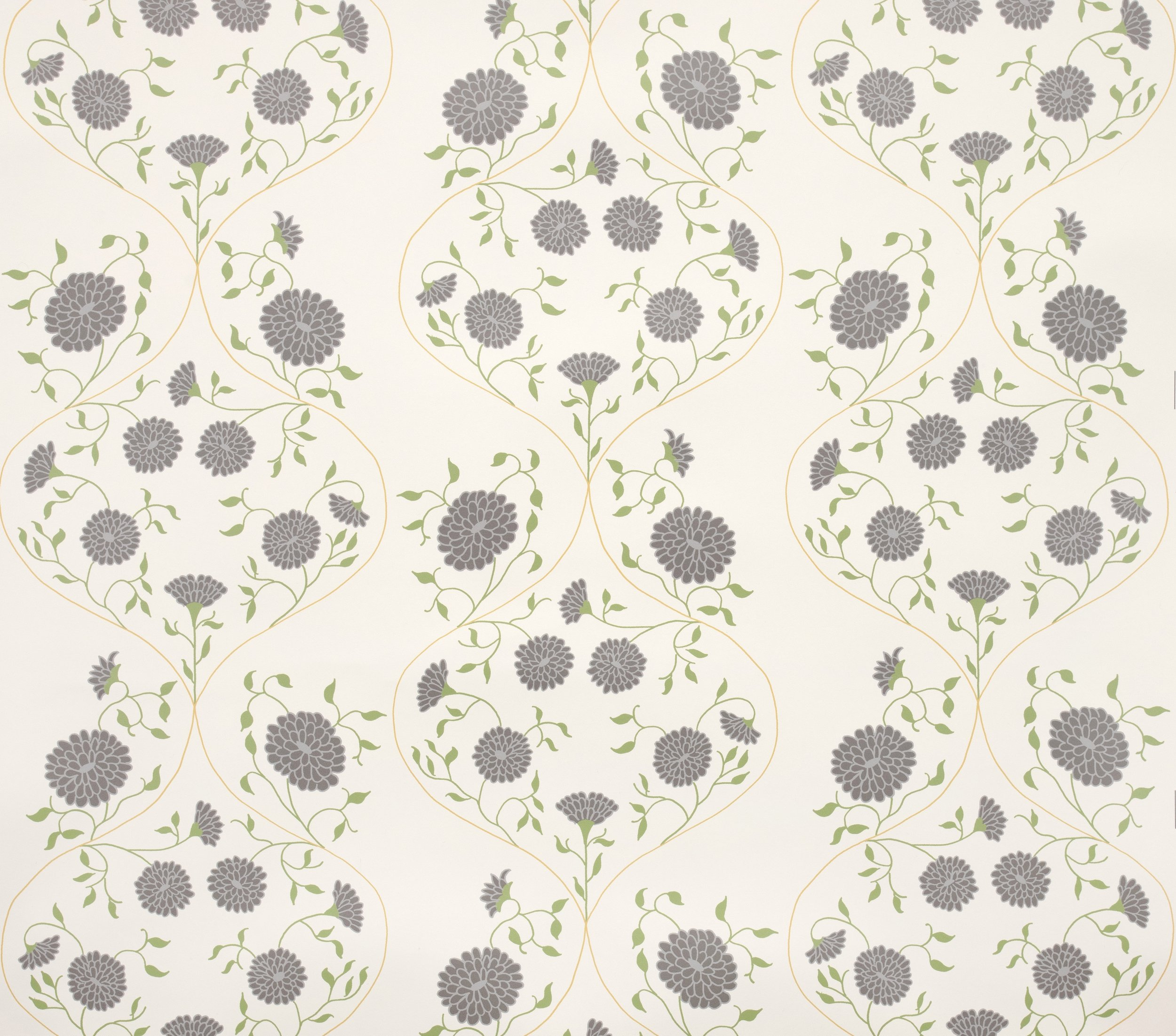 Jaipur Solid Wallpaper - Stone/Charcoal