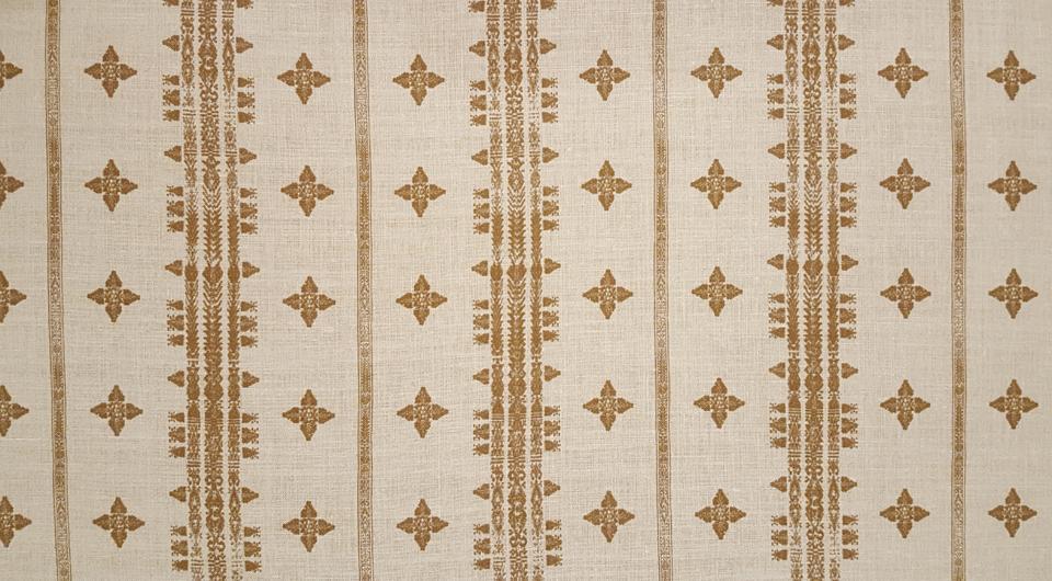 Moroccan Stripe in Bark
