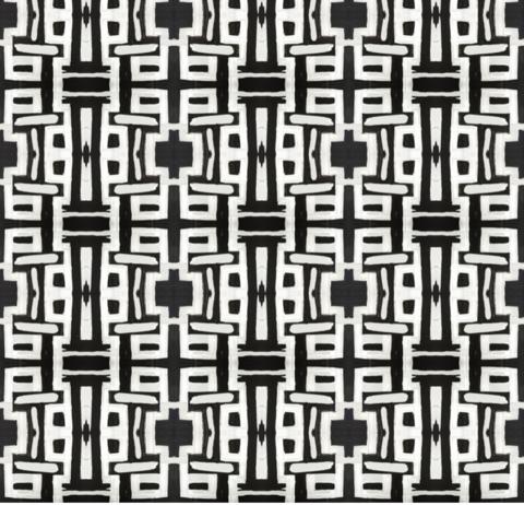 81613 Black White Inverse Alta Wallpaper