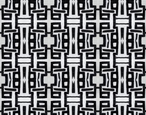 81613 Black White Alta Wallpaper