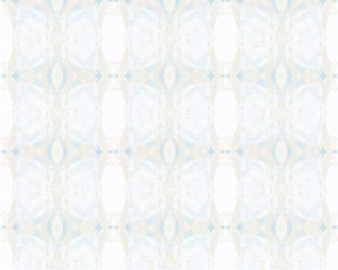 125-5 Blue Ivory A Alta Wallpaper