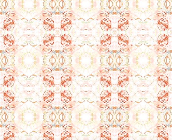 411 Red Peach Mint Alta Wallpaper