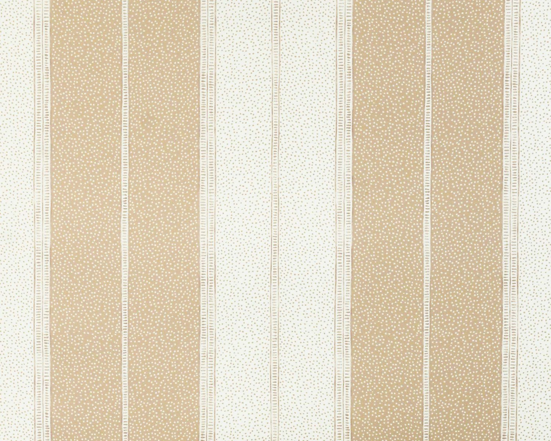 Canopy Stripe Blush wallpaper