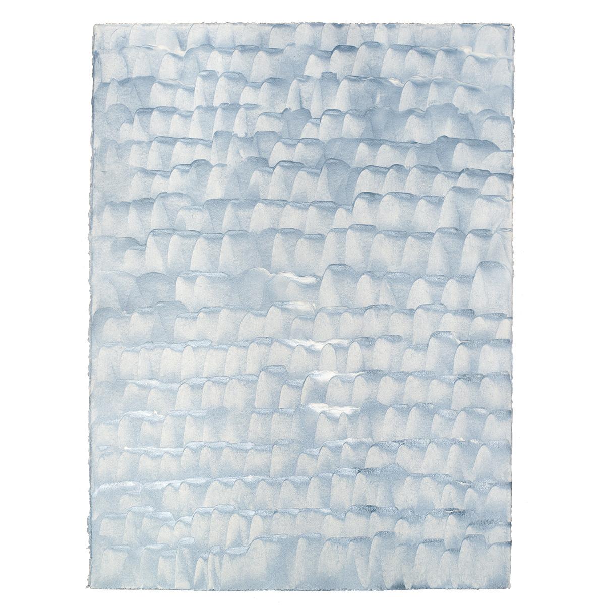 Cirro - Mist - Hand-painted sheet wallpaper